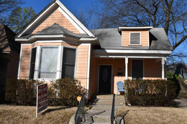 993 S Cox St, Memphis, TN 38104 (#10022685) :: ReMax On Point