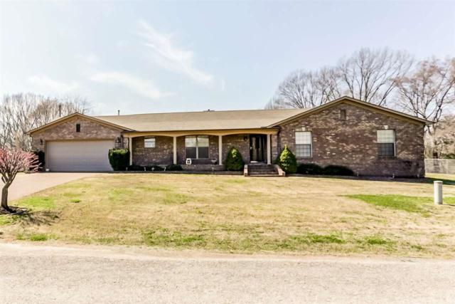 400 Thomas Rd, Unincorporated, TN 38028 (#10022887) :: The Wallace Team - RE/MAX On Point