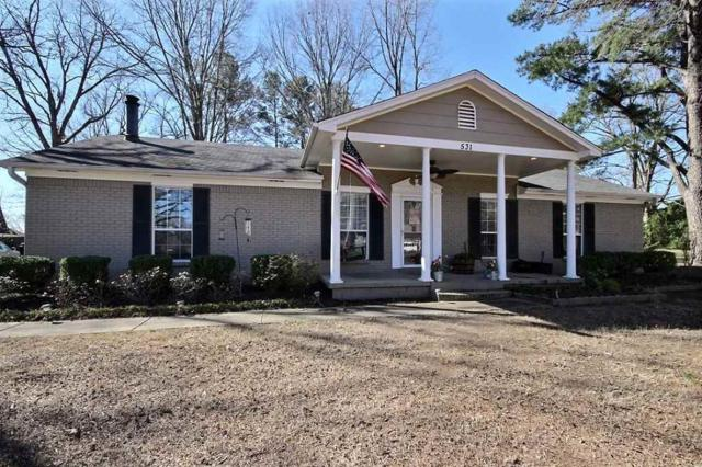 531 Fletcher Rd, Collierville, TN 38017 (#10023137) :: The Wallace Team - RE/MAX On Point