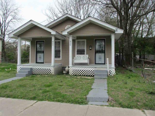 894 Griffith Ave, Memphis, TN 38107 (#10023287) :: The Melissa Thompson Team