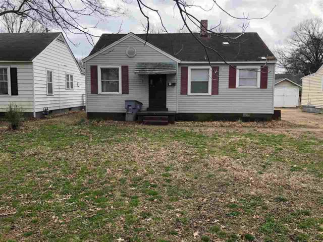 2743 Burns Ave, Memphis, TN 38114 (#10023318) :: ReMax Experts