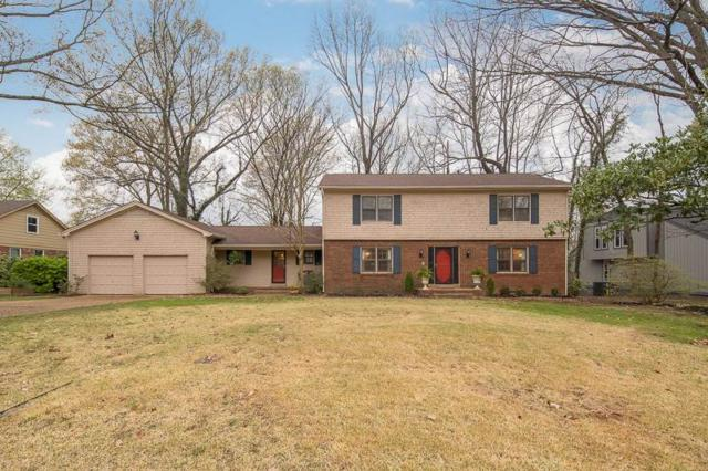 2019 Brierbrook Rd, Germantown, TN 38138 (#10023483) :: The Wallace Team - RE/MAX On Point