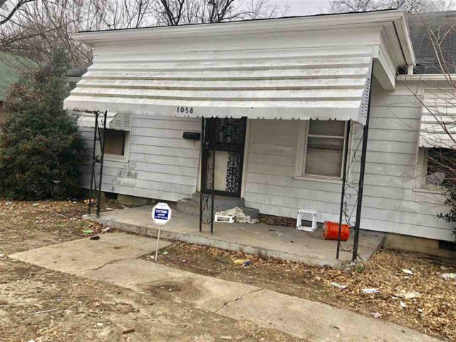 1058 National St, Memphis, TN 38122 (#10023605) :: The Wallace Team - RE/MAX On Point