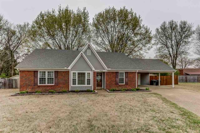 362 Little Oak Ln, Collierville, TN 38017 (#10023814) :: The Wallace Team - RE/MAX On Point
