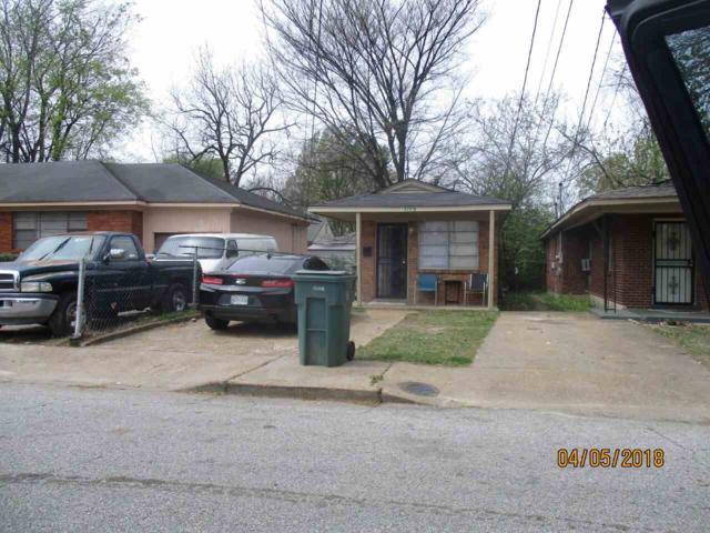 1159 Hamilton St, Memphis, TN 38114 (#10024277) :: ReMax Experts