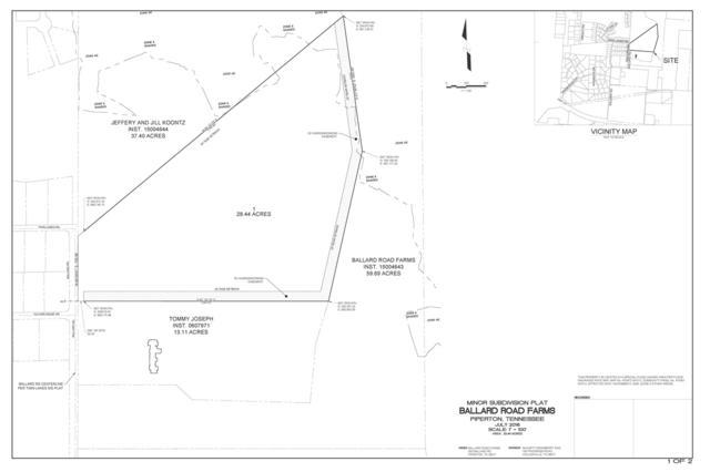 920 Ballard Rd, Piperton, TN 38017 (#10024441) :: The Wallace Team - RE/MAX On Point
