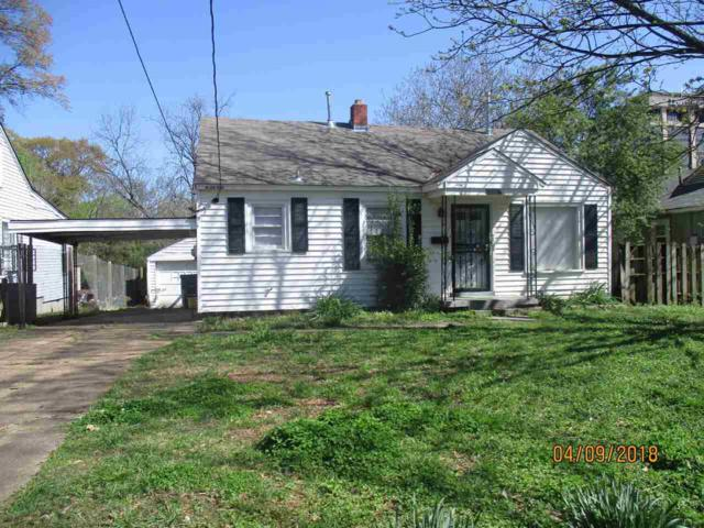 2578 Quail Ave, Memphis, TN 38112 (#10024478) :: The Wallace Team - RE/MAX On Point