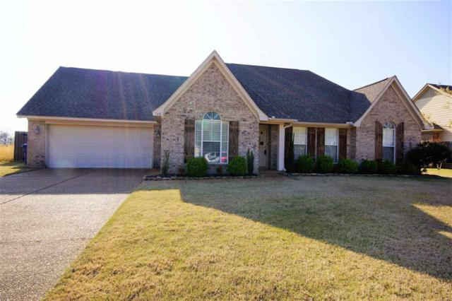 540 Tate Dr, Oakland, TN 38060 (#10024491) :: Berkshire Hathaway HomeServices Taliesyn Realty