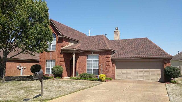 7758 Brookbury Cv, Unincorporated, TN 38125 (#10024695) :: The Home Gurus, PLLC of Keller Williams Realty