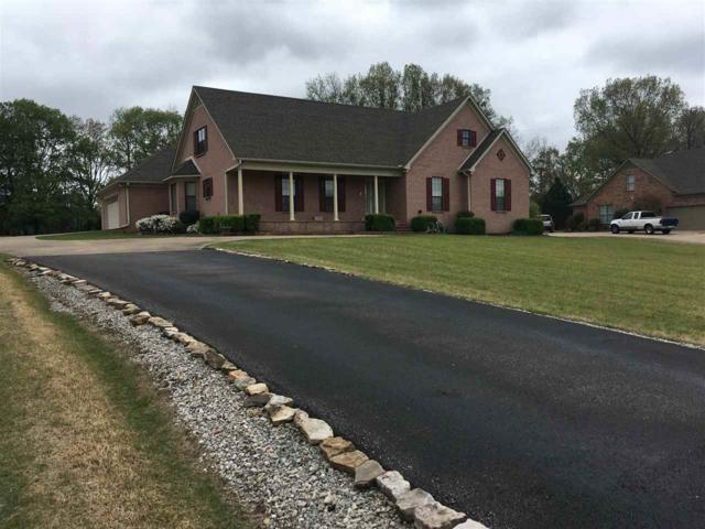 135 Brockford Dr, Unincorporated, TN 38028 (#10024821) :: The Wallace Team - RE/MAX On Point