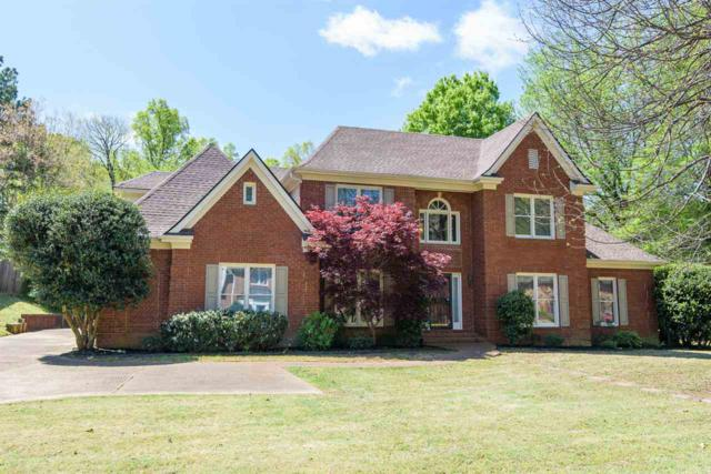 7429 Pyron Oaks Cv, Germantown, TN 38138 (#10025040) :: Berkshire Hathaway HomeServices Taliesyn Realty
