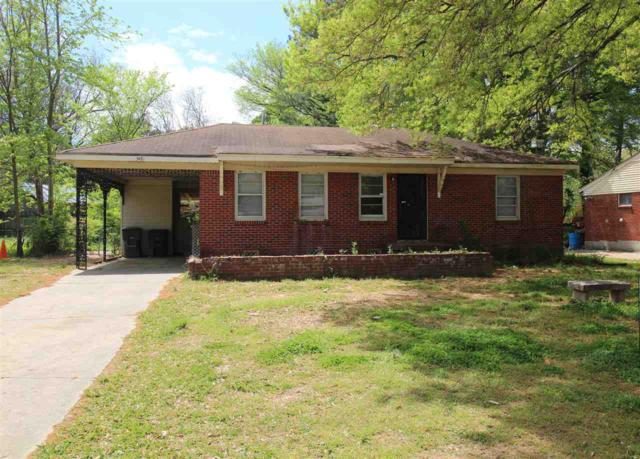 3481 Shiloh Dr, Memphis, TN 38127 (#10025192) :: Berkshire Hathaway HomeServices Taliesyn Realty