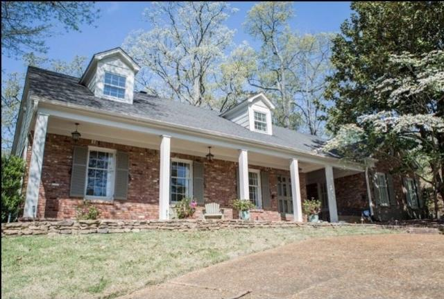 1443 Lancaster Dr, Memphis, TN 38120 (#10025200) :: The Wallace Team - RE/MAX On Point