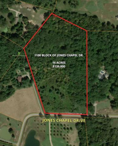 0 Jones Chapel Dr, Unincorporated, TN 38057 (#10025682) :: The Melissa Thompson Team