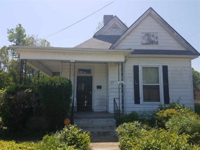 425 E Mclemore Ave, Memphis, TN 38106 (#10025897) :: The Melissa Thompson Team
