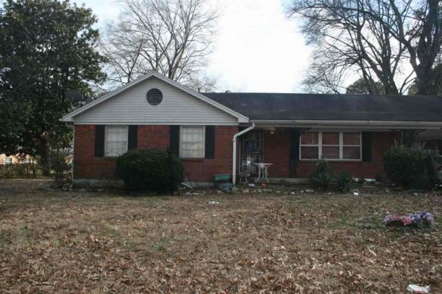 1739 W Holmes Rd, Memphis, TN 38109 (#10026410) :: ReMax Experts