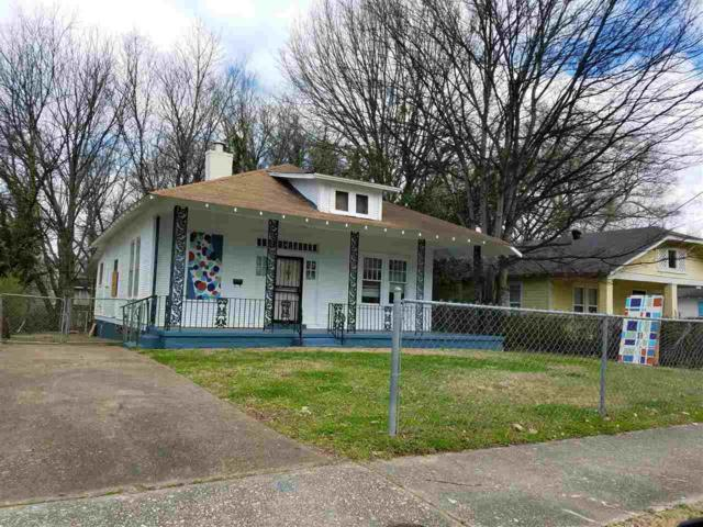 3318 Coleman Ave, Memphis, TN 38122 (#10026416) :: The Wallace Group - RE/MAX On Point