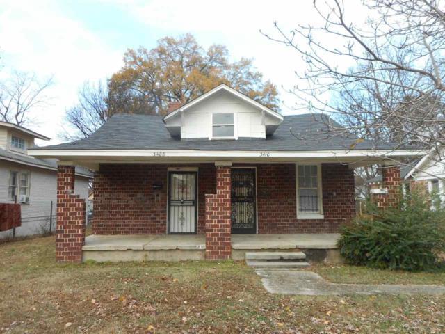 3408 Bowen Ave, Memphis, TN 38122 (#10026634) :: The Melissa Thompson Team