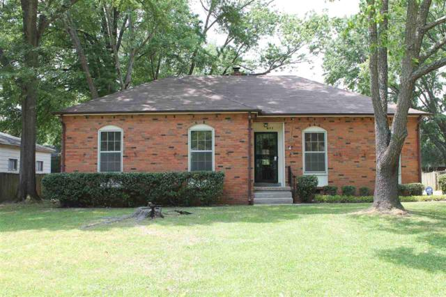 411 Rosser Rd, Memphis, TN 38120 (#10026673) :: The Wallace Group - RE/MAX On Point