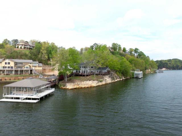 59 Oak Ridge Pt, Counce, TN 38326 (#10027126) :: RE/MAX Real Estate Experts