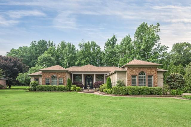235 Woodsedge Dr, Unincorporated, TN 38028 (#10027361) :: The Wallace Group - RE/MAX On Point