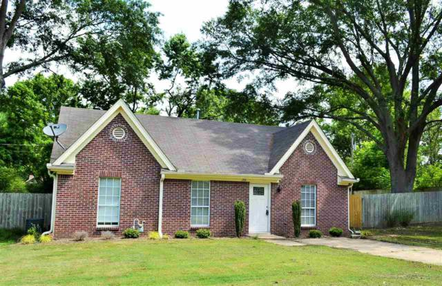 155 Main St, Moscow, TN 38057 (#10027651) :: ReMax Experts