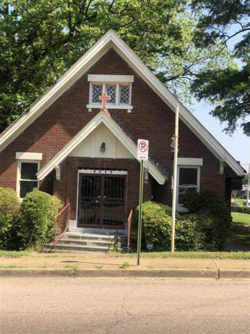 1008 E Mclemore Ave, Memphis, TN 38106 (#10027706) :: ReMax Experts