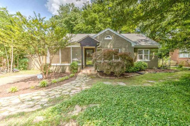 282 N Highland St, Memphis, TN 38111 (#10027779) :: ReMax Experts