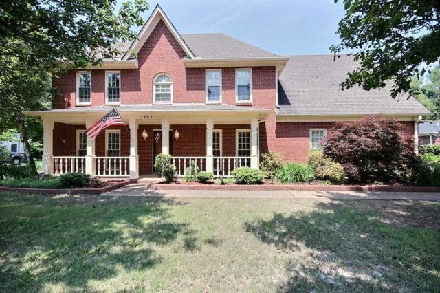 1287 Pinpointe Dr, Collierville, TN 38017 (#10027800) :: ReMax Experts