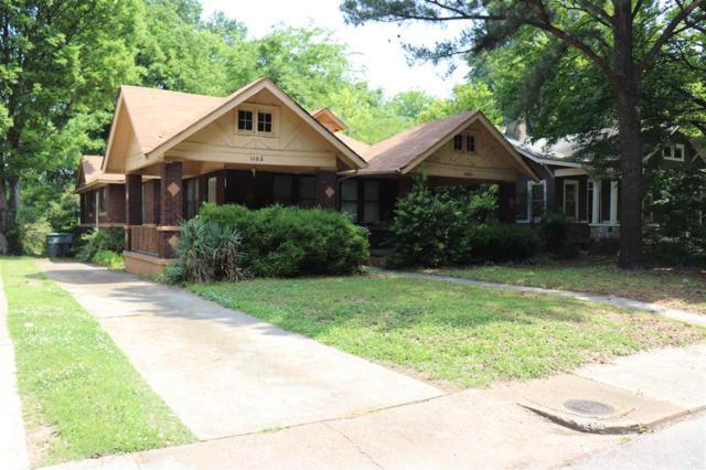 1182 Dorothy Pl, Memphis, TN 38104 (#10028140) :: ReMax Experts