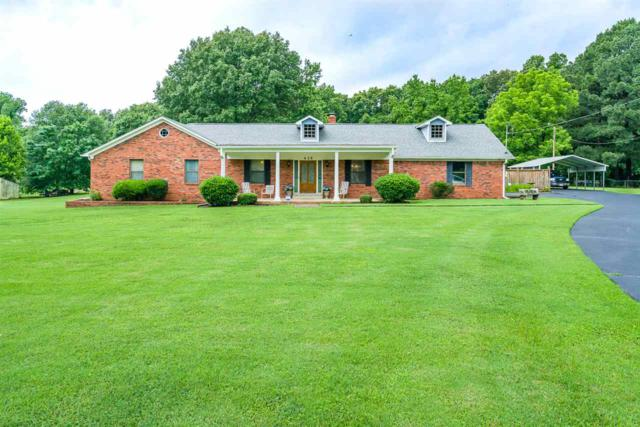 435 Nelson Dr, Unincorporated, TN 38011 (#10028529) :: The Melissa Thompson Team