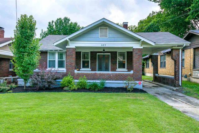 683 N Mclean Blvd, Memphis, TN 38107 (#10028562) :: Berkshire Hathaway HomeServices Taliesyn Realty