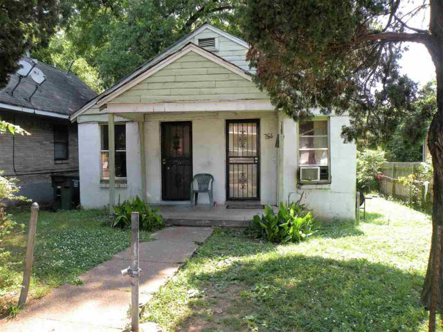 754 Marianna St, Memphis, TN 38114 (#10028599) :: The Melissa Thompson Team