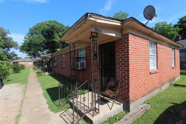 1030 Hamilton St, Memphis, TN 38114 (#10028683) :: The Home Gurus, PLLC of Keller Williams Realty
