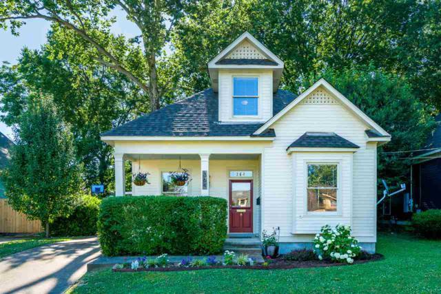364 N Watkins St, Memphis, TN 38104 (#10029031) :: The Home Gurus, PLLC of Keller Williams Realty