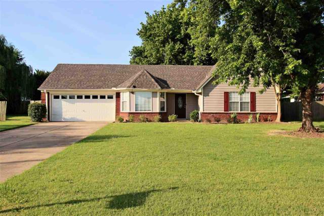 6821 Ranch Ridge Cv, Walls, MS 38680 (#10029058) :: Berkshire Hathaway HomeServices Taliesyn Realty