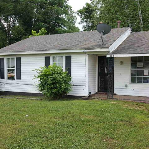 295 Glencoe Rd, Memphis, TN 38109 (#10029150) :: Berkshire Hathaway HomeServices Taliesyn Realty