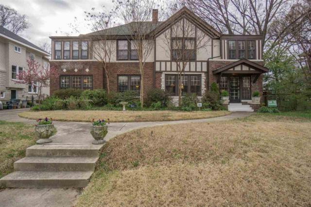 311 Stonewall St, Memphis, TN 38112 (#10029381) :: The Home Gurus, PLLC of Keller Williams Realty