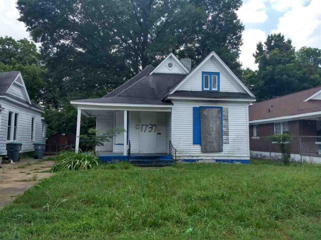 1737 Evelyn Ave, Memphis, TN 38114 (#10029574) :: The Wallace Group - RE/MAX On Point