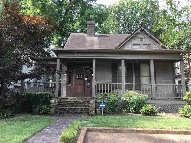 1671 Lawrence Ave, Memphis, TN 38112 (#10029599) :: The Home Gurus, PLLC of Keller Williams Realty