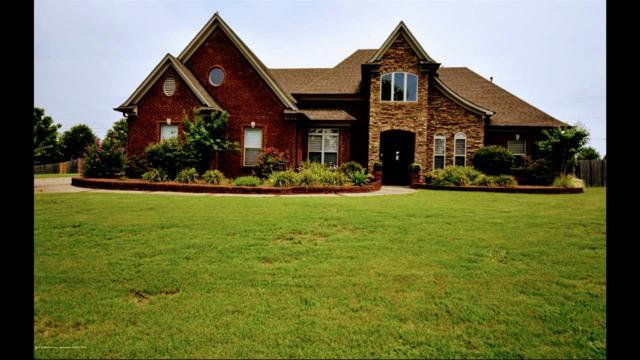 8374 Whites Crossing Dr, Olive Branch, MS 38654 (#10029720) :: Berkshire Hathaway HomeServices Taliesyn Realty