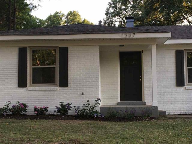 1337 Walton Rd, Memphis, TN 38117 (#10029757) :: ReMax Experts
