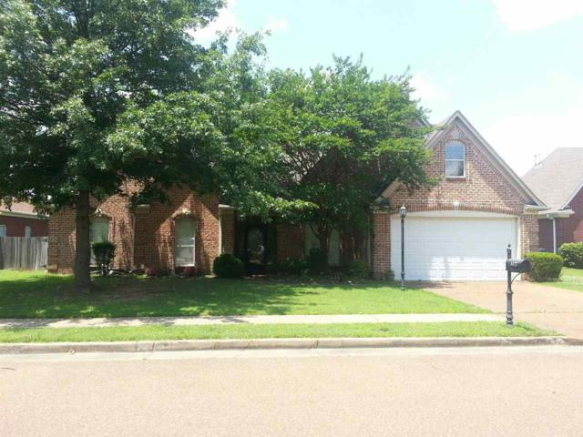 1277 Macon Hall Rd, Unincorporated, TN 38018 (#10029761) :: Berkshire Hathaway HomeServices Taliesyn Realty