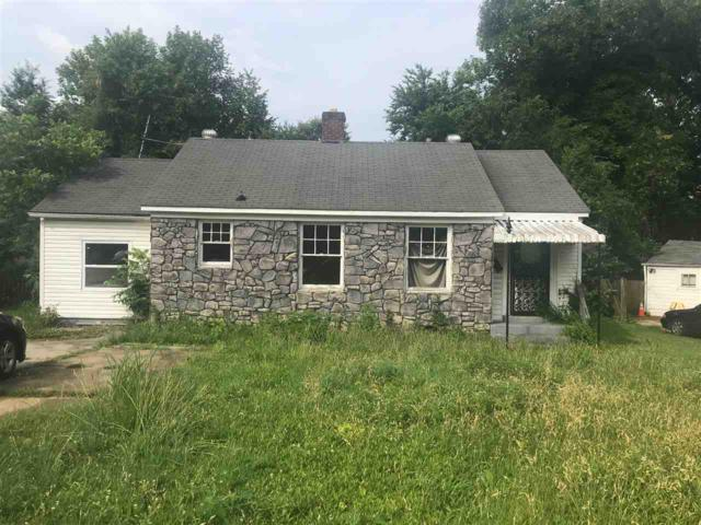 725 W Brentwood Cir, Memphis, TN 38111 (#10029788) :: The Home Gurus, PLLC of Keller Williams Realty