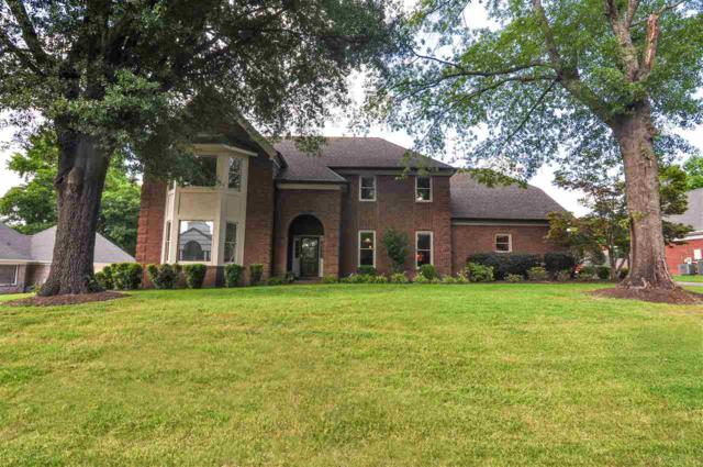 8724 Poplar Pike Rd, Germantown, TN 38138 (#10029822) :: Berkshire Hathaway HomeServices Taliesyn Realty