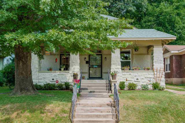 424 N Mcneil St N, Memphis, TN 38112 (#10029859) :: The Home Gurus, PLLC of Keller Williams Realty