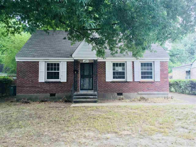 3184 Lamphier Ave, Memphis, TN 38112 (#10029869) :: The Wallace Group - RE/MAX On Point