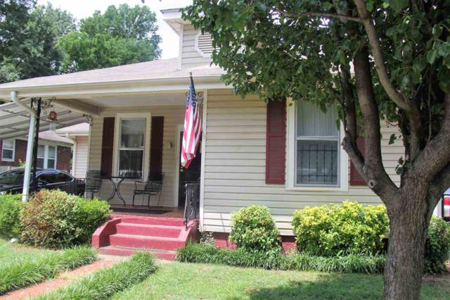 703 Hillcrest St, Memphis, TN 38112 (#10030062) :: The Wallace Group - RE/MAX On Point