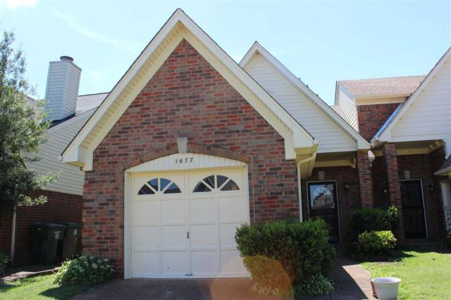 1677 Oaken Bucket Dr, Memphis, TN 38016 (#10030194) :: The Home Gurus, PLLC of Keller Williams Realty