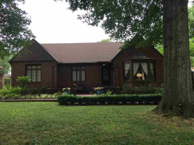 699 Cypress Dr, Memphis, TN 38112 (#10030203) :: The Wallace Group - RE/MAX On Point